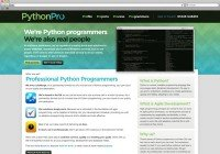 Thumnail of Python Pro