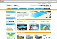 Thumnail of World of Pools